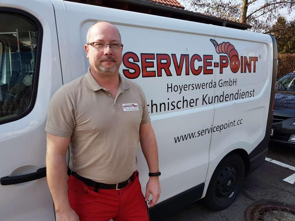 Mitarbeiter Ronald Koch